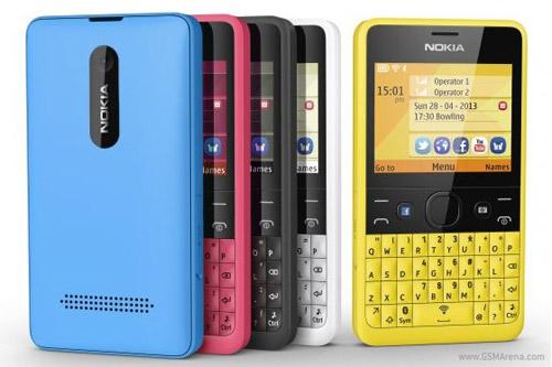 Nokia Asha 210 trình làng, giá hấp dẫn - 2