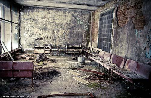 Thảm họa Chernobyl: 27 năm vẫn bàng hoàng - 11