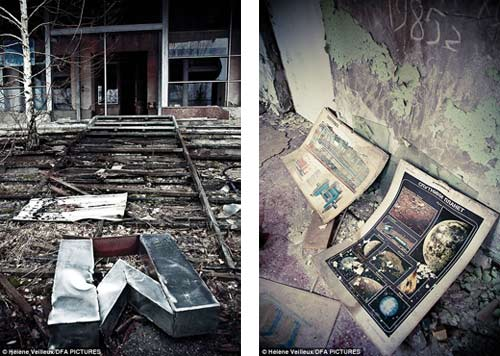 Thảm họa Chernobyl: 27 năm vẫn bàng hoàng - 14