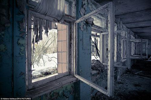 Thảm họa Chernobyl: 27 năm vẫn bàng hoàng - 15