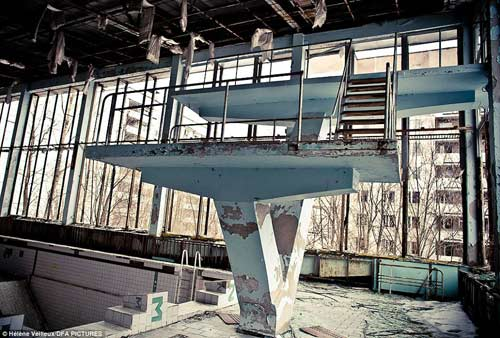 Thảm họa Chernobyl: 27 năm vẫn bàng hoàng - 4