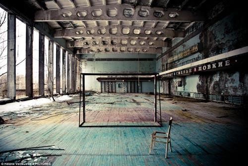Thảm họa Chernobyl: 27 năm vẫn bàng hoàng - 5
