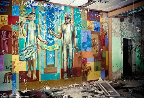 Thảm họa Chernobyl: 27 năm vẫn bàng hoàng - 8