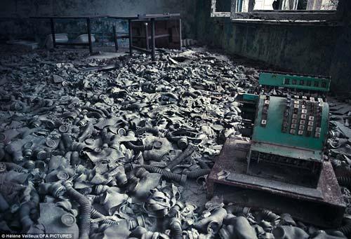 Thảm họa Chernobyl: 27 năm vẫn bàng hoàng - 1