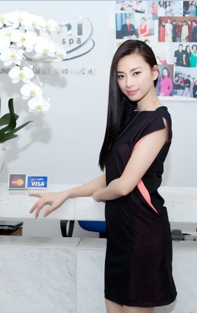 Ngô Thanh Vân – kiều nữ da trắng - 1