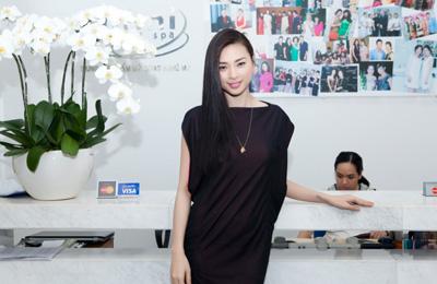Ngô Thanh Vân – kiều nữ da trắng - 2
