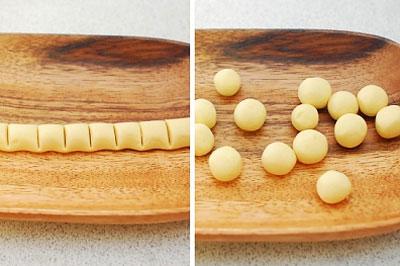 Bánh gạo Hàn Quốc xốt kem nấm dễ làm - 3