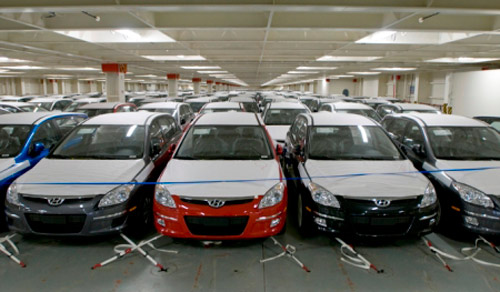 Thị trường ôtô: Cần thêm giải pháp để bình ổn - 1