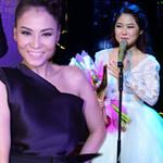 Ca nhạc - MTV - Hương Tràm bật khóc cảm ơn Thu Minh