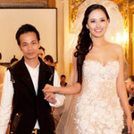 Thời trang - Mai Phương Thúy làm cô dâu tại Ý