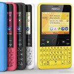 Thời trang Hi-tech - Nokia Asha 210 trình làng, giá hấp dẫn