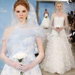 Thời trang - Nàng dâu yêu kiều của Oscar de la Renta!