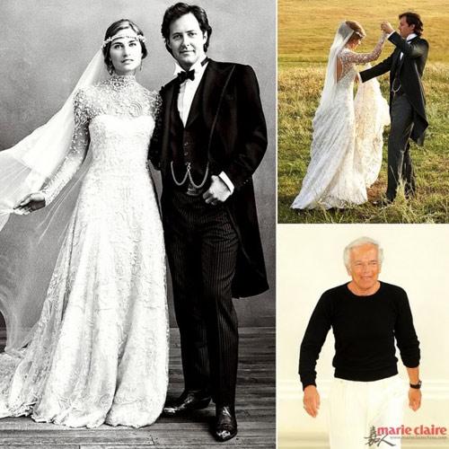 Bóc mác váy cưới của mỹ nhân thế giới - 11