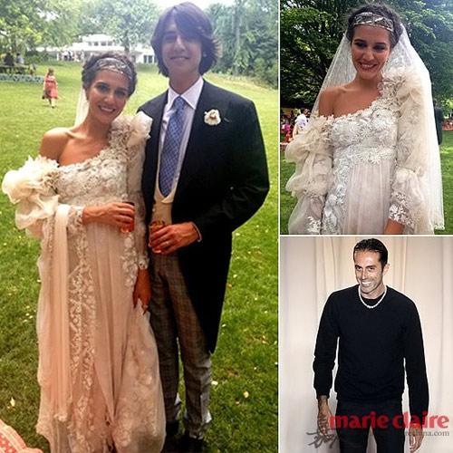 Bóc mác váy cưới của mỹ nhân thế giới - 12