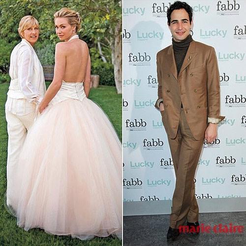 Bóc mác váy cưới của mỹ nhân thế giới - 13