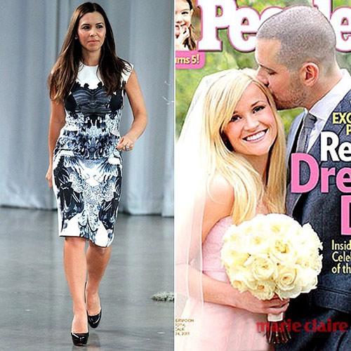 Bóc mác váy cưới của mỹ nhân thế giới - 14