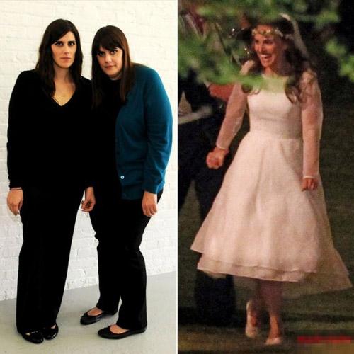 Bóc mác váy cưới của mỹ nhân thế giới - 15