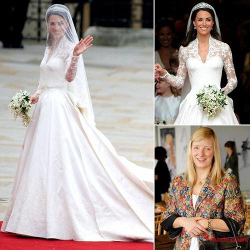 Bóc mác váy cưới của mỹ nhân thế giới - 2