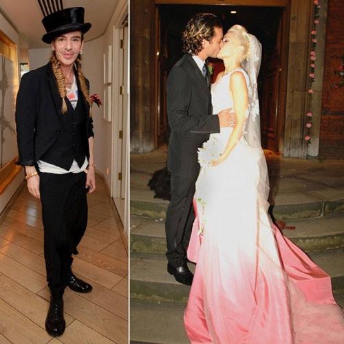 Bóc mác váy cưới của mỹ nhân thế giới - 6