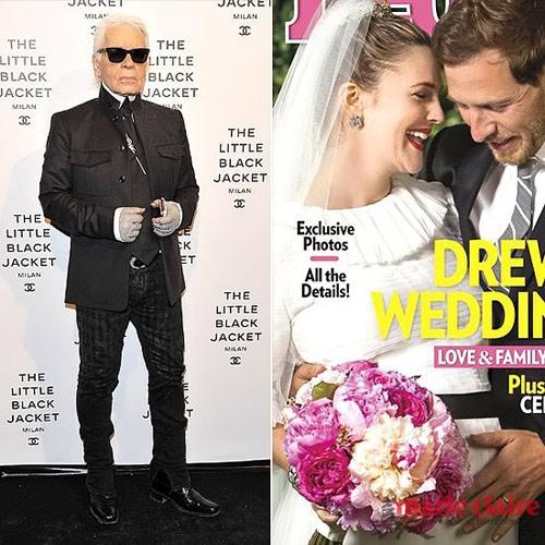 Bóc mác váy cưới của mỹ nhân thế giới - 7