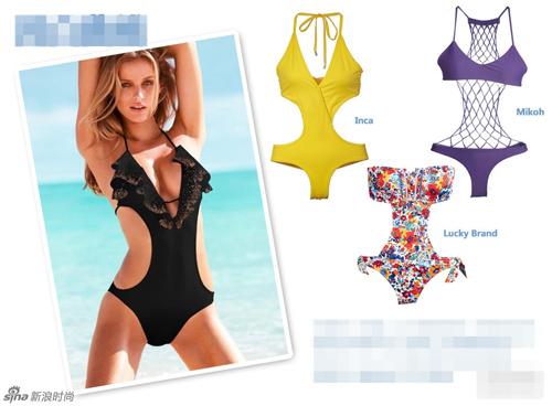 Biển xanh, nắng vàng và bikini - 1