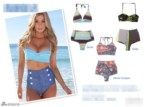 Biển xanh, nắng vàng và bikini - 3
