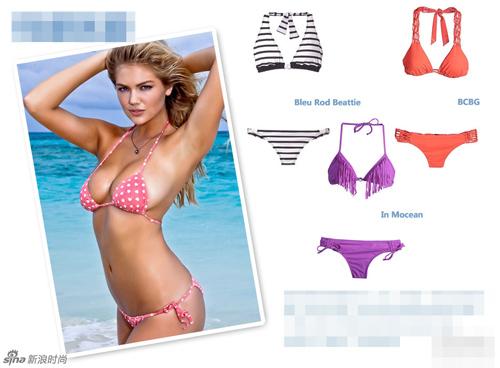 Biển xanh, nắng vàng và bikini - 5