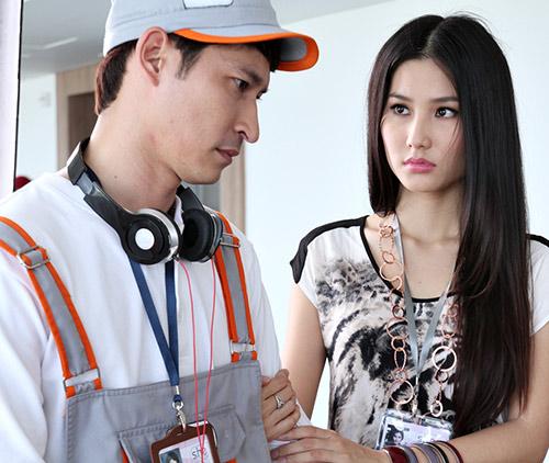 Huy Khánh vào vai lao công đào hoa - 9
