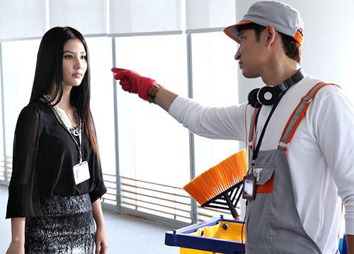 Huy Khánh vào vai lao công đào hoa - 15