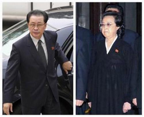 Bộ đôi quyền lực bí ẩn phía sau Kim Jong-un - 1