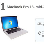 Thời trang Hi-tech - Ngỡ ngàng Macbook Pro chạy Windows siêu mượt