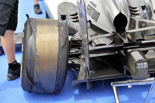 F1: Red Bull cam chịu lốp mới - 1