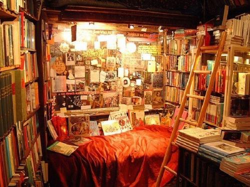 Đến Paris thăm hiệu sách cổ đẹp nhất thế giới - 5