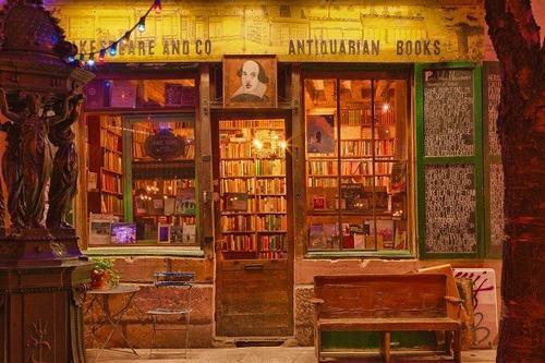 Đến Paris thăm hiệu sách cổ đẹp nhất thế giới - 12