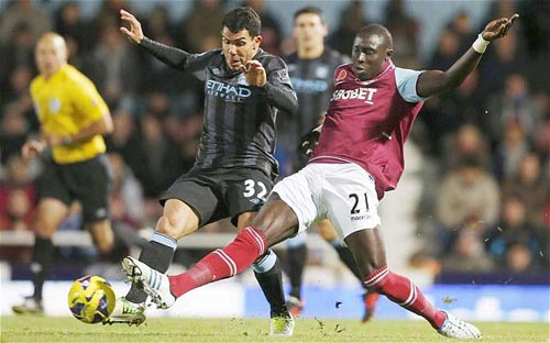 Man City – West Ham: Danh dự cựu vương - 1