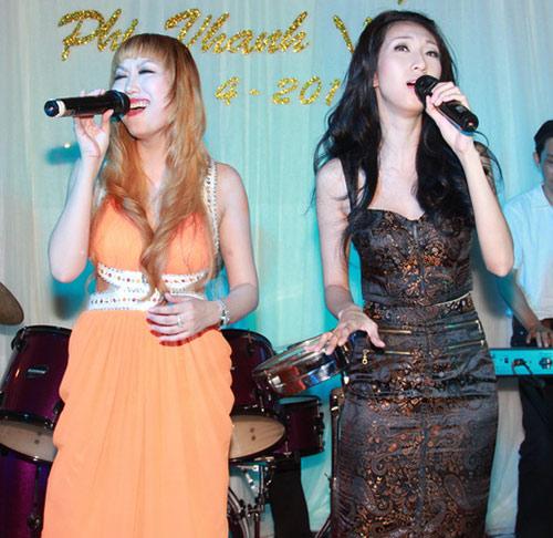 Phi Thanh Vân mời 150 khách mừng sinh nhật - 9