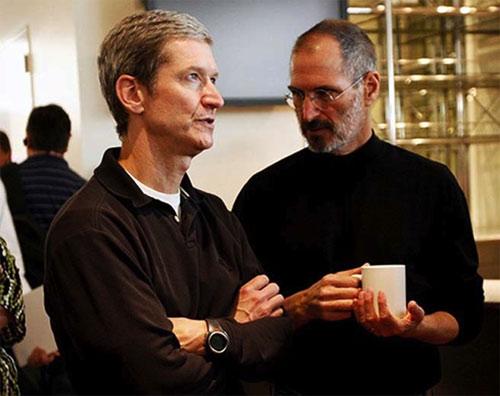 CEO Apple đi … bán cà phê - 3