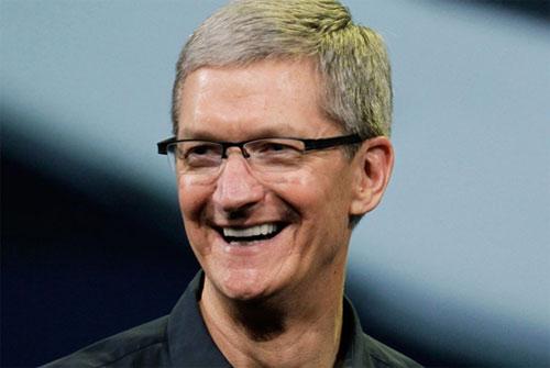 CEO Apple đi … bán cà phê - 1