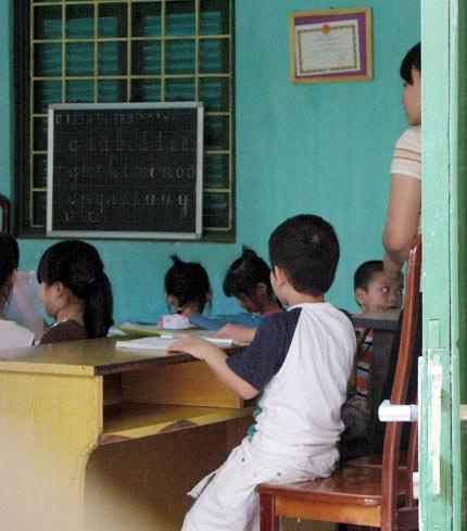 """Đề thi khó, trẻ phải học """"tiền lớp 1"""" - 1"""
