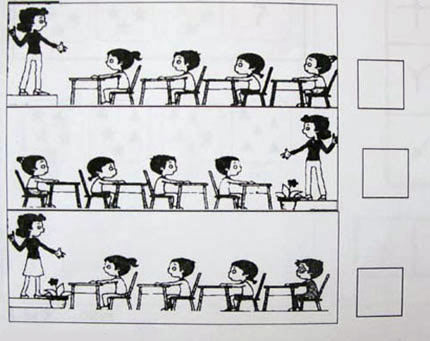 """Đề thi khó, trẻ phải học """"tiền lớp 1"""" - 3"""