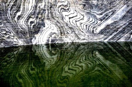 Chiêm ngưỡng đồng muối đẹp như tiên cảnh - 3