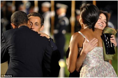 Cựu tổng thống Pháp tặng Obama 40.000 đô - 9