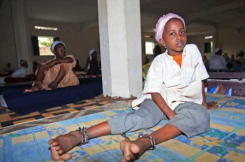 Phận trẻ em đánh bom tự sát - 1