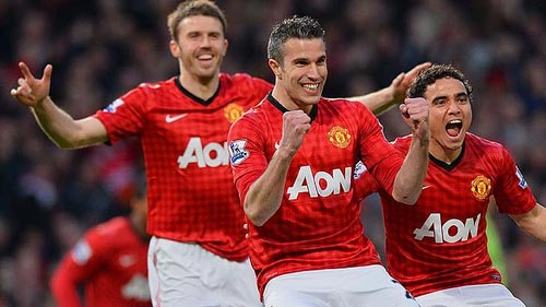 Wenger chọn Carrick, gạt Persie - 1