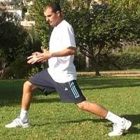 Học tennis qua tivi: Bài tập khởi động (P1)