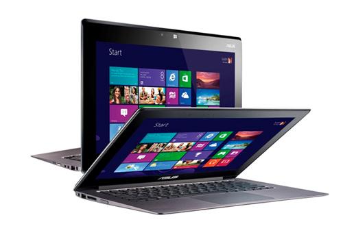 Laptop lai máy tính bảng Asus Taichi về Việt Nam - 2