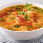 Sức khỏe đời sống - Canh trứng gà cà chua: Phòng nhiều bệnh