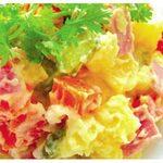 Ẩm thực - Ngày nắng ăn salad