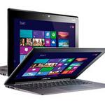 Thời trang Hi-tech - Laptop lai máy tính bảng Asus Taichi về Việt Nam