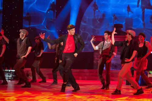 """""""Hết vui"""" với Bước nhảy hoàn vũ - 3"""